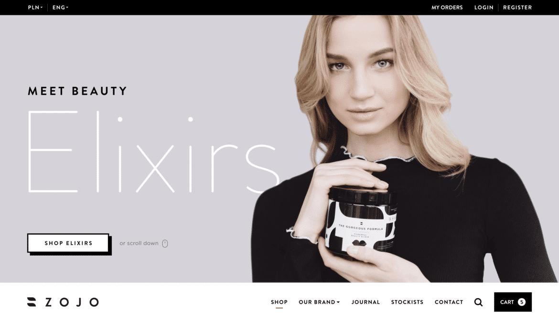 ux sklepu internetowego, wady i zalety szablonu strony, zalety brandingu sklepu internetowego