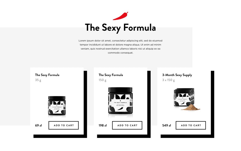 branding e-commerce, skórka a autorski projekt strony, wady szablonu www